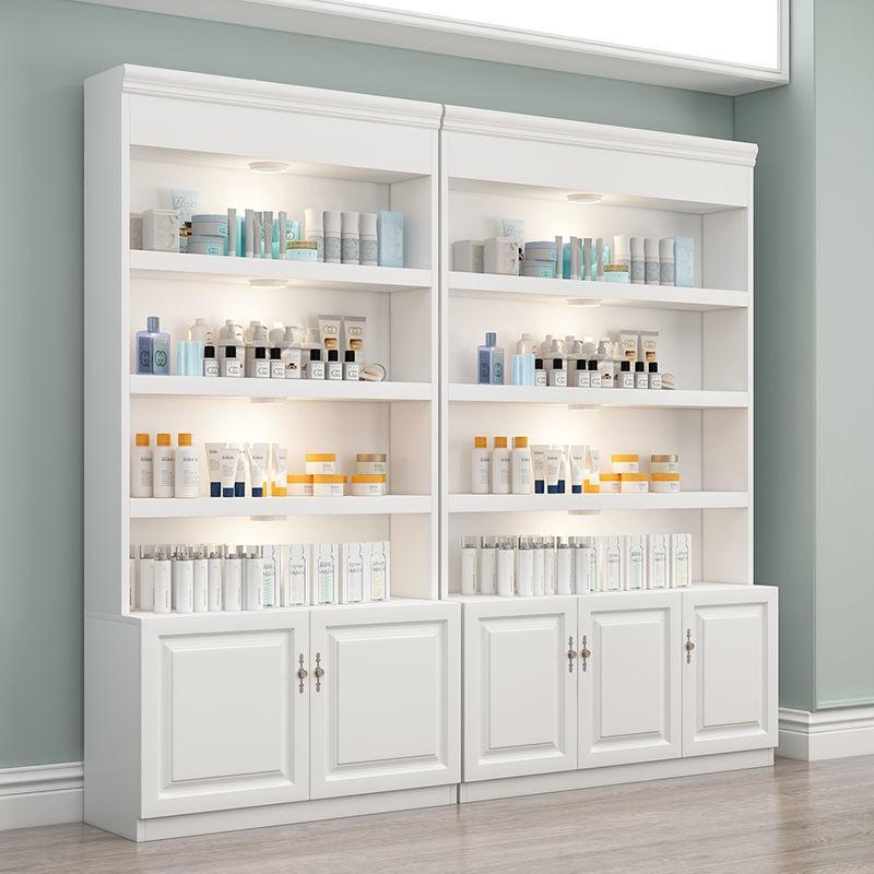 kệ và tủ đựng dụng cụ sản phẩm salon, spa